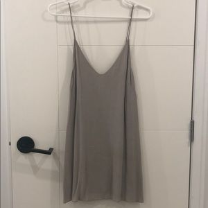 Slip dress!